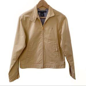 Ralph Lauren Sport Lightweight Jacket Khaki Small